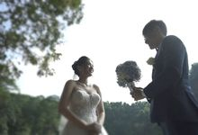 Actual Day Wedding by Vintz Productions