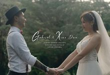 [video] Actual Day - Gabriel & Xiaodan by A Merry Moment