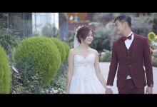 Wedding Video of Jackson & June by Trio Films