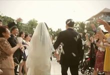Melvin&Loan -  The wedding that didn't go to plan. by SAVE/THE/DATE Wedding Cinematography