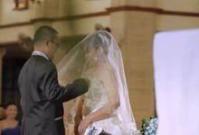 Weddings - Cholo and Noreen by Jo Barba Make-up School & Studio