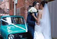 Lucy and RJs Wedding by Annacinta