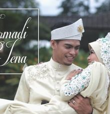Armadi & Iena - Solemnization and Reception Highlights by Life.in.Technicolor