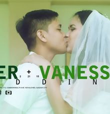 Gomer and Vanessa by Pix N Frames