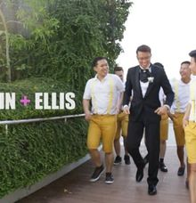 Chinese Wedding Videography by mike.1studio weddings & portraits