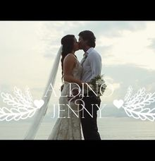 Aldino & Jenny Wedding Highlight by icinema bali