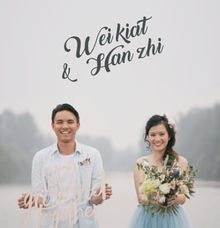 Weikiat & Hanzhi by Chocolate Door