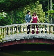 Toi and Rona  Save the Date by Pixie Dream Studios