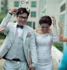 Jan & Joney Wedding Film by Cupcake Cinema
