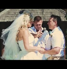 David & Stephanie Wedding Highlight by icinema bali