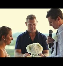Brett & Bonnie Wedding Highlights by icinema bali