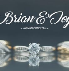 Brian and Joy Wedding by The Jawiman Concept