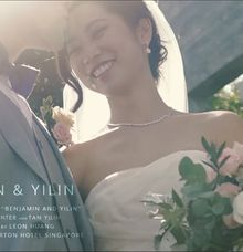 [Video] Actual Wedding Day - Benjamin & Yilin by A Merry Moment