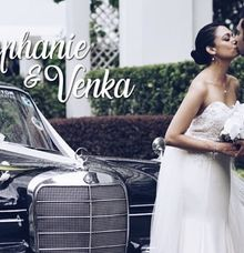 Stephanie & Venka Wedding Journey by Drawn