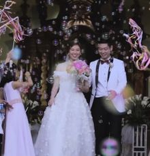 Henryson and Charmaine Wedding SDE by Cupcake Cinema