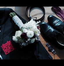 Jie Hua & Jie Yin Wedding Film by Momentous Motion Pictures