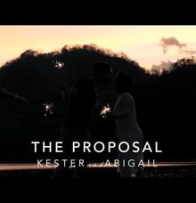 The Proposal Trailer - Kester and Abigail by Yabes Films