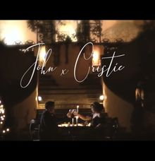 Falling In Love - John and Cristie by Yabes Films