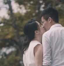 Sam and Jing Pre-Wedding Film by ABIDE