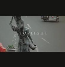 Stoplight- Sherwin and Fran save the date video by Story of the year films