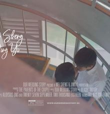 Wei Sheng & Jingyi by Our Wedding Story