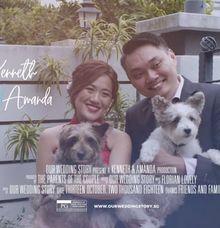Kenneth & Amanda by Our Wedding Story