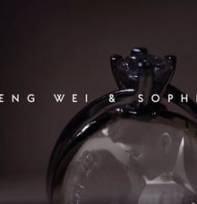Heng Wei & Sophia by Our Wedding Story