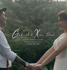 Actual Day - Gabriel & Xiaodan by A Merry Moment