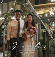 Actual Day - Jonathan & Anh by A Merry Moment