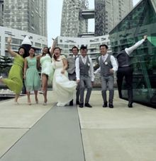 Alison and Kiat by Christian Andaya Wedding Films