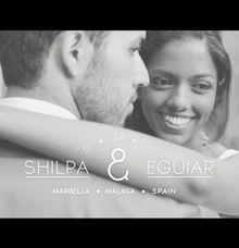 Shilpa & Eguiar by StudioKrrusel