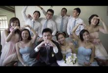 Wedding Video of Augustine & Hui Yun by Trio Films