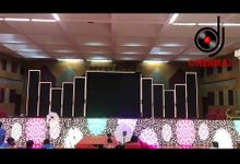 LED Backdrop for Wedding and Other Events by Dj In Chennai