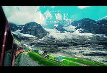 Pinkas & Genevieve Love in Switzerland Wedding Film by ABC Studio