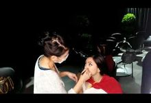Corporate Beauty Makeup For PORCHE by Lili Makeup Specialist