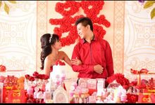 The Engagement Stevan & Sherly by Zandrew Videography