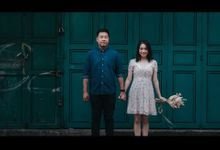 Video Klip Prewedding Evelyn & Jossy by GoFotoVideo