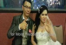 REVIEW   VIDEO by Moist Wedding Planner & Organizer