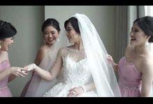 Untung & Stella Same Day Edit Wedding Video by Kairos Works