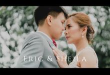 Shangri La Edsa Wedding of Eric and Shiela by Peach Frost Studio