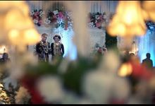 Andina & Safiral Wedding Klip at Auditorium Kementrian Pertanian by: Gofotovideo by GoFotoVideo