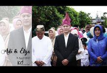 Adi & Elza Wedding Ceremony by KASTARA VISUAL