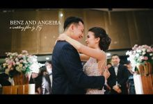 Benz Dennisse and Angelia - The Wedding Film by Fernand Chrisgerald