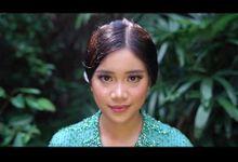 Engagement Cyntia & Wira by UK International Jakarta