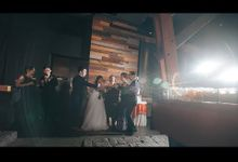 Video Klip Wedding at Skye  Menara BCA by: Gofotovideo by GoFotoVideo