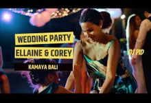 Wedding Party for Ellaine & Corey (Australia) by DJ PID