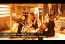 Max Mara Fashion Launch at ION Orchard by Merry Bees Live Music