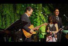 STEFANIE & RADIT WEDDING RECEPTION by Archipelagio Music