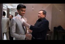 Review Jas Pengantin Mr Kevin by Ventlee Groom Centre