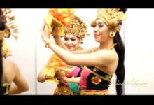 BALINESE DANCE WELCOME by Joshua Setiawan Entertainment